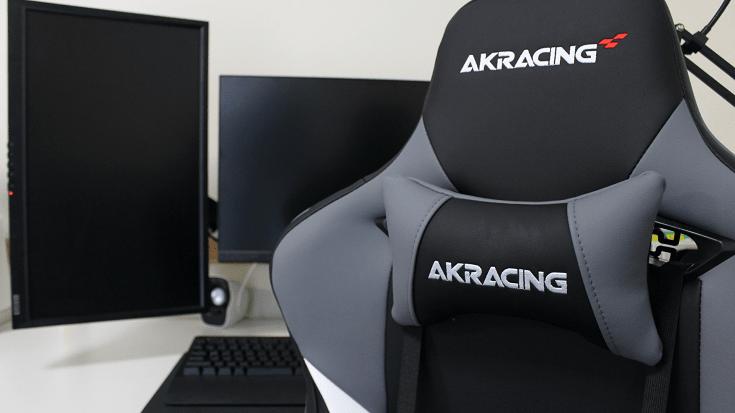 ②椅子:AKRacing Pro-X V2
