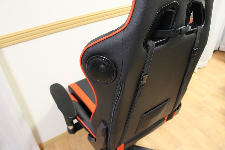 GTRACING GT890YJの特別機能①:スピーカー