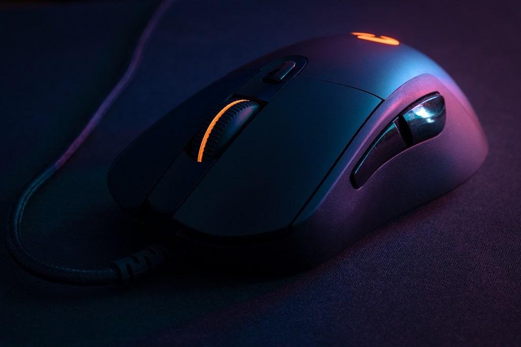 その③:ゲーミングマウス
