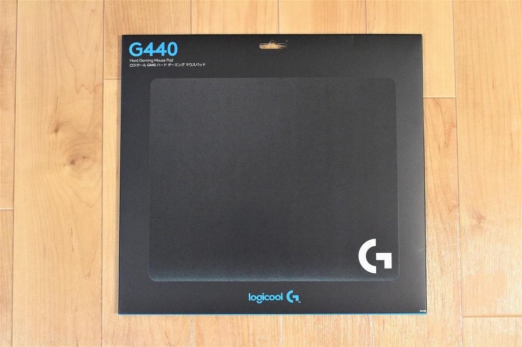 Logicool G440tの開封・外観
